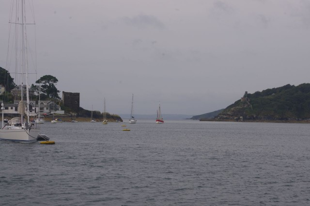 Cork to Plymouth August 2015