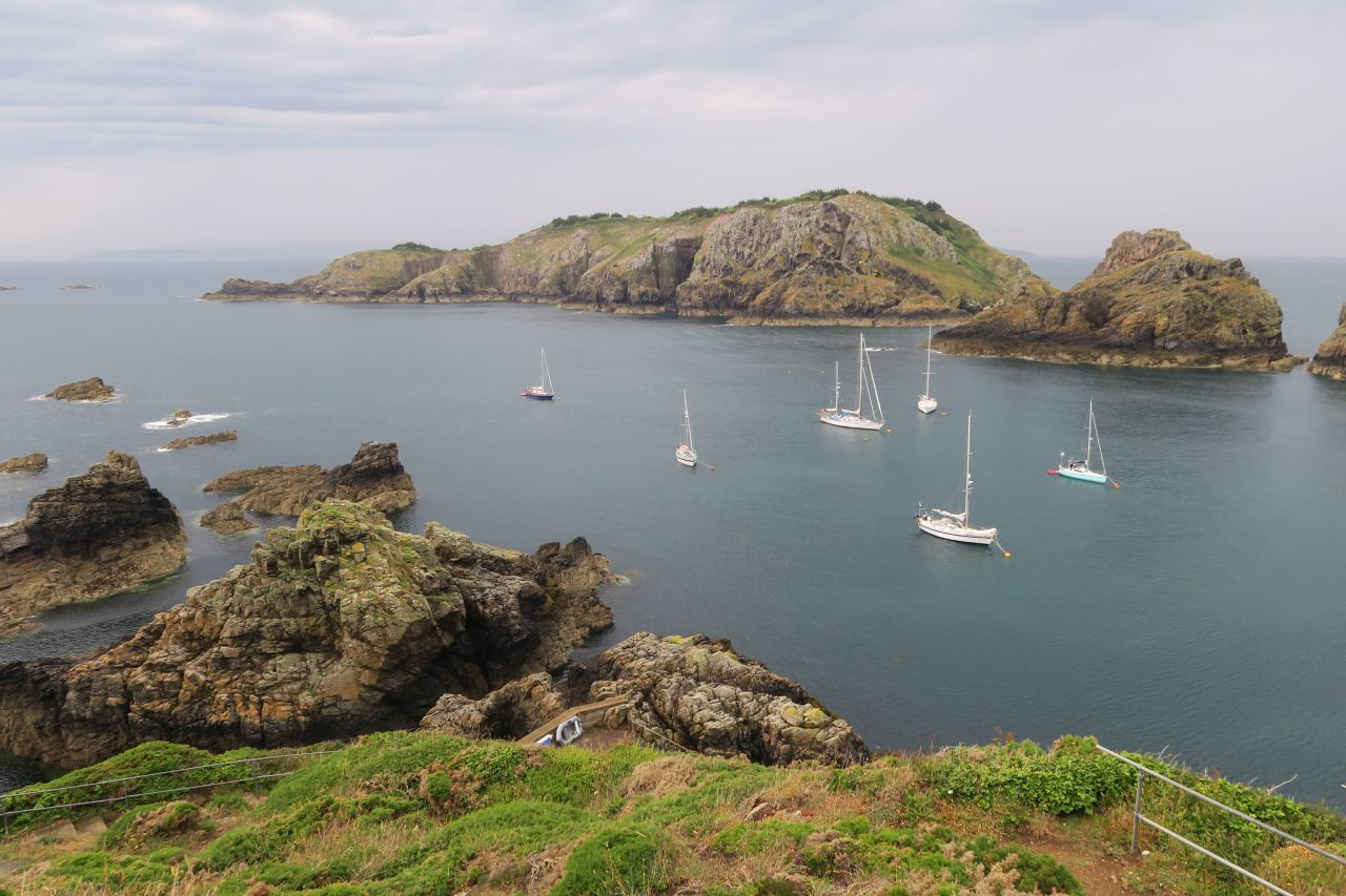 Channel Islands Cruise 15-22 June 2019
