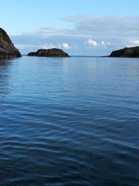 Kinsale to Crookhaven (and back)  18th -24th July 2015