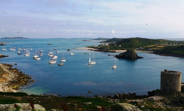Cruise 7 Cork to Penzance - A Scilly Route